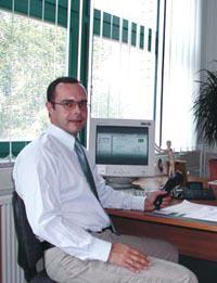 Geschäftsführer Dipl.-Ing. H. Kornatz